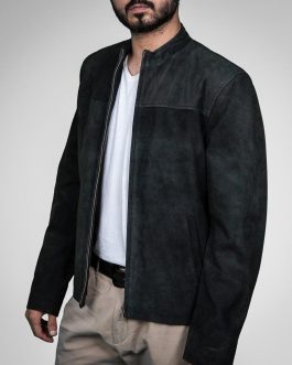 MI-6 Ethan Hunt Leather Jacket
