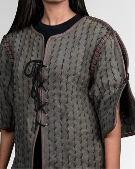 GOT – Arya Stark Leather Vest