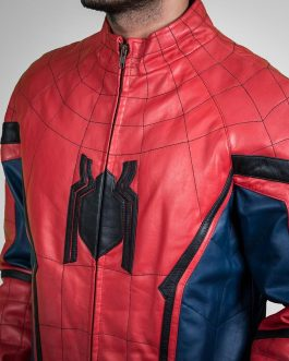 Peter Parker – Leather Jacket
