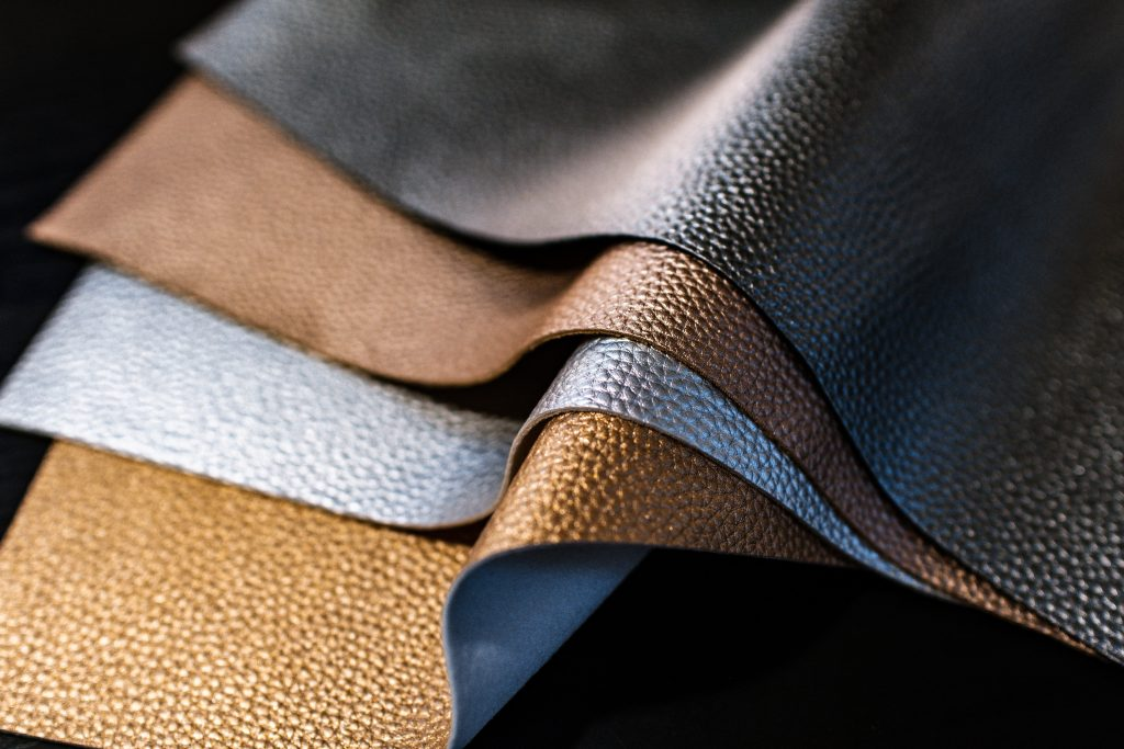 There are multiple leather type in this industry.